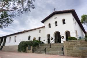 Mission San Luis Obispo de Tolosa, San Luis Obispo, central California